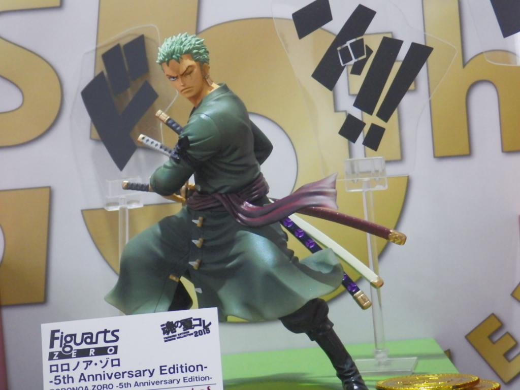 フィギュアーツZERO ロロノア・ゾロ -5th Anniversary Edition-