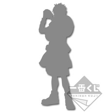 一番くじ ワンピース ~military style~ ダブルチャンスキャンペーン ルフィフィギュア~スペシャルver.~